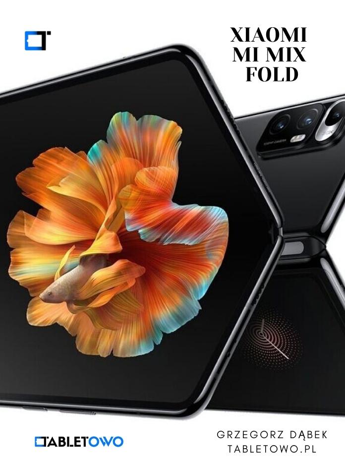 Pierwszy składany smartfon Xiaomi!