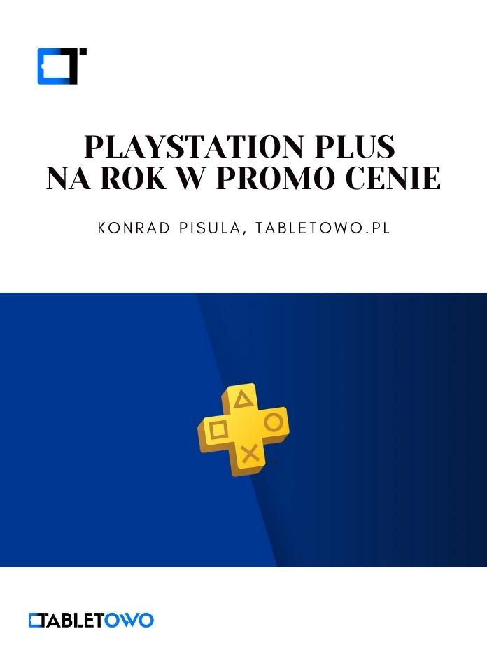 Promocja na PlayStation Plus!