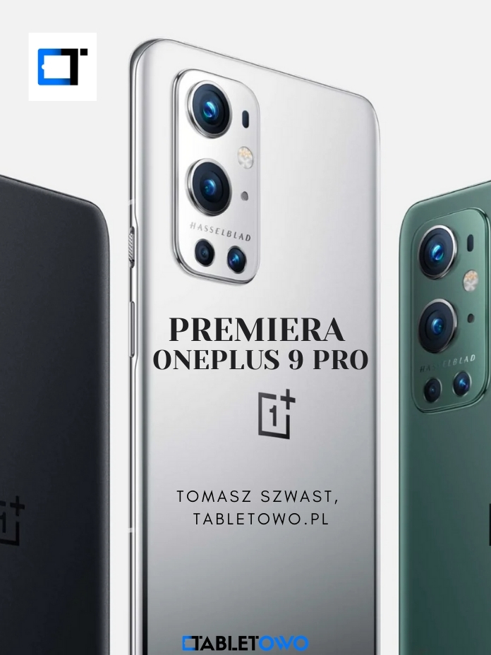 Premiera OnePlus 9 Pro