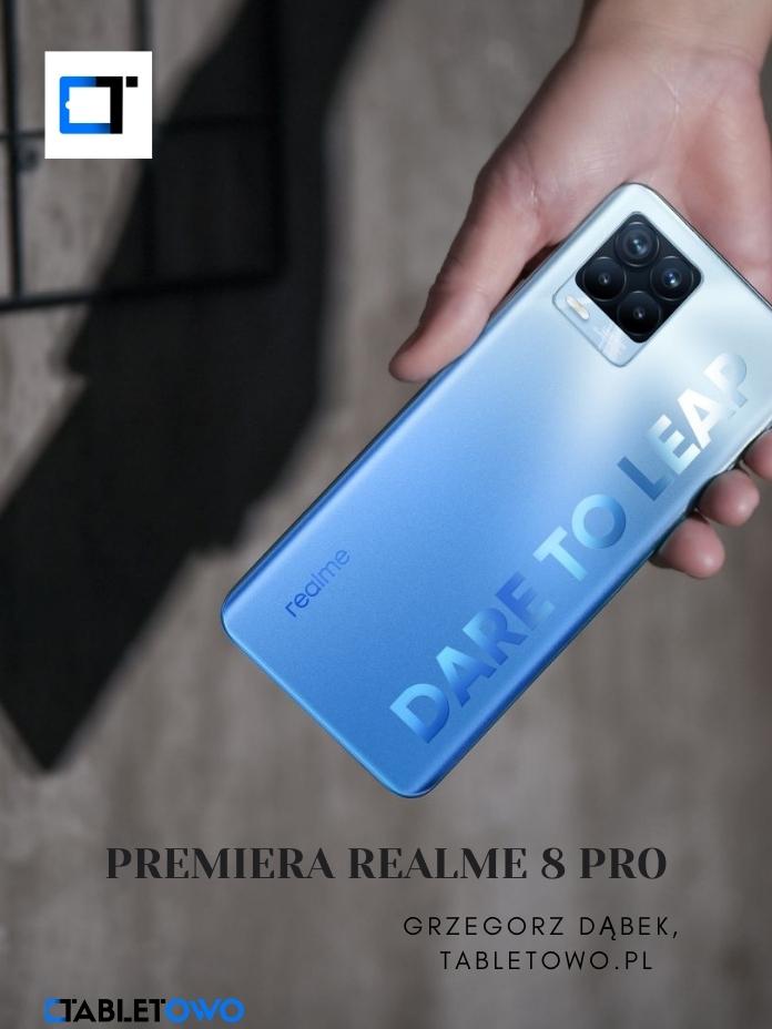 realme 8 Pro już oficjalnie