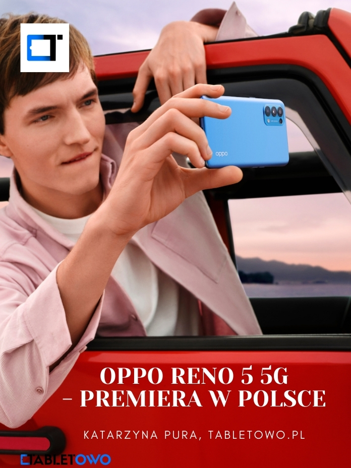 Oppo Reno 5 5G - cena w Polsce