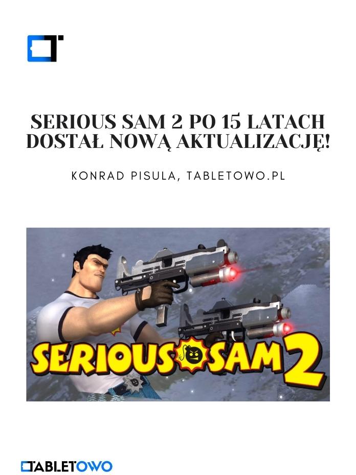 Nowa aktualizacja Serious Sam 2!