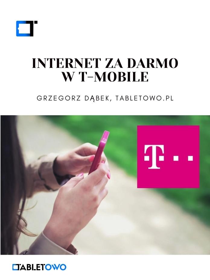 Darmowe GB w T-Mobile!
