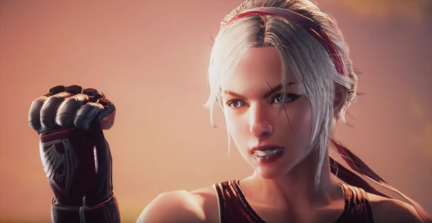 Tekken 7 - Polska Premier Lidia Sobieska - ujęcie z trailera