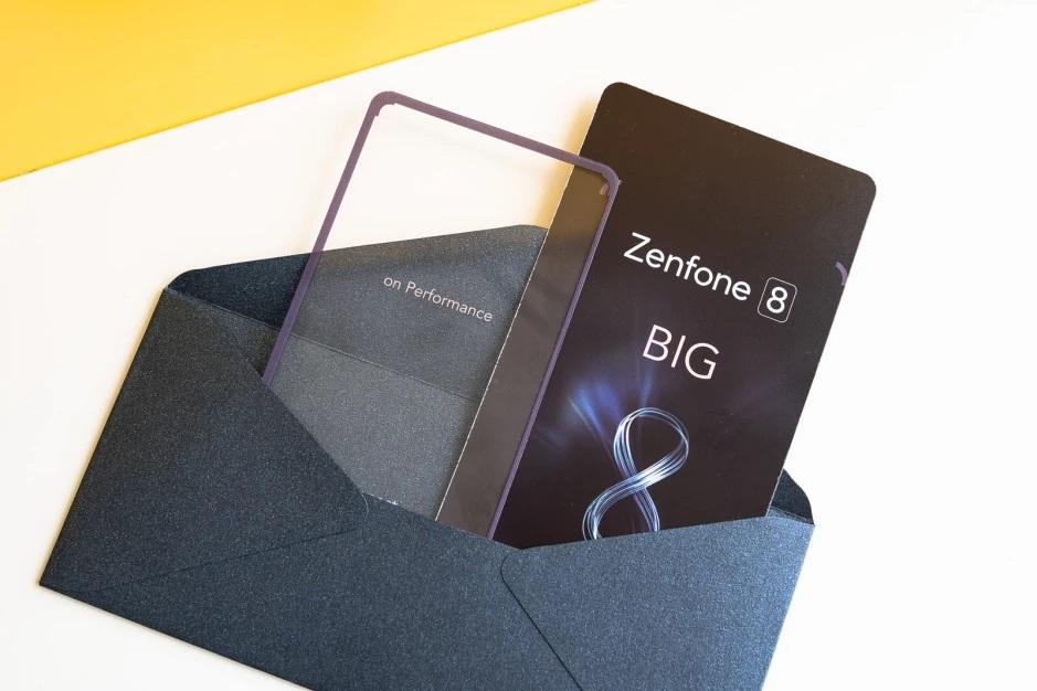 Asus ZenFone 8 launch invitation