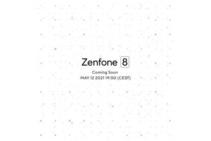 Asus ZenFone 8 teaser