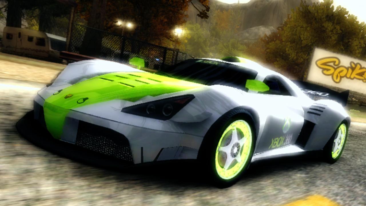 Jak na przykład chciałbym, aby Windows emulował gry na Xboxa 360. Wtedy nawet bym usunął Steama (źródło: Burnout Fandom)