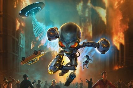 Destroy All Humans Xbox Game Pass