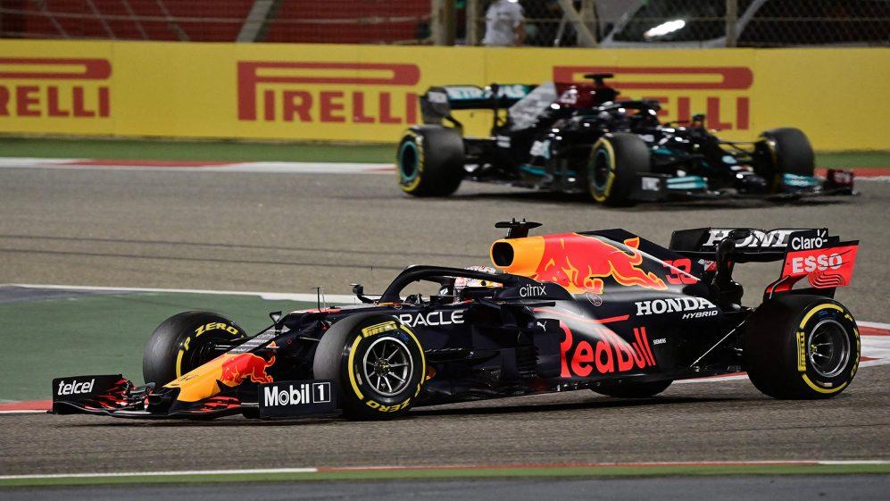 Akcja na torze w F1 potrafi doprowadzić do palpitacji serca (źródło: F1