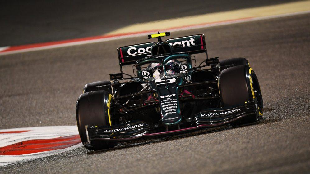 Bolid Aston Martin jest tak piękny, że aż sam go chętnie poprowadzę w F1 2021