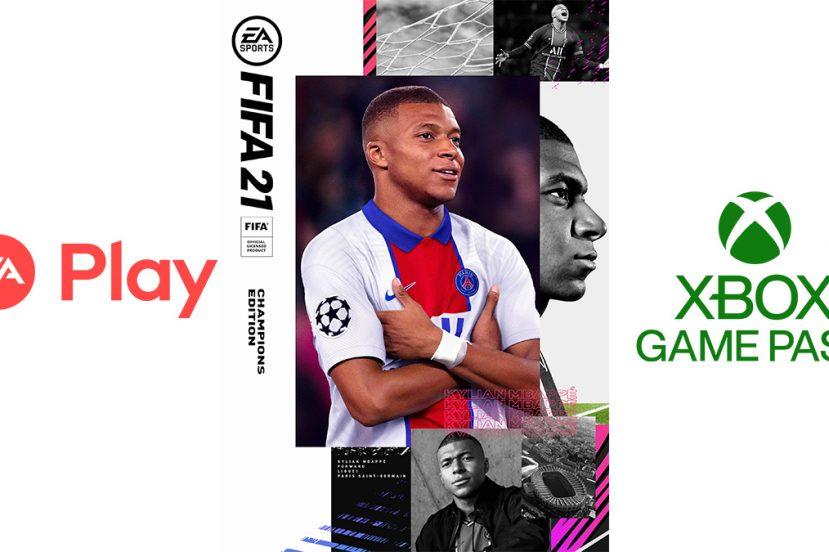 FIFA 21 za darmo w Xbox Game Pass Ultimate EA Play