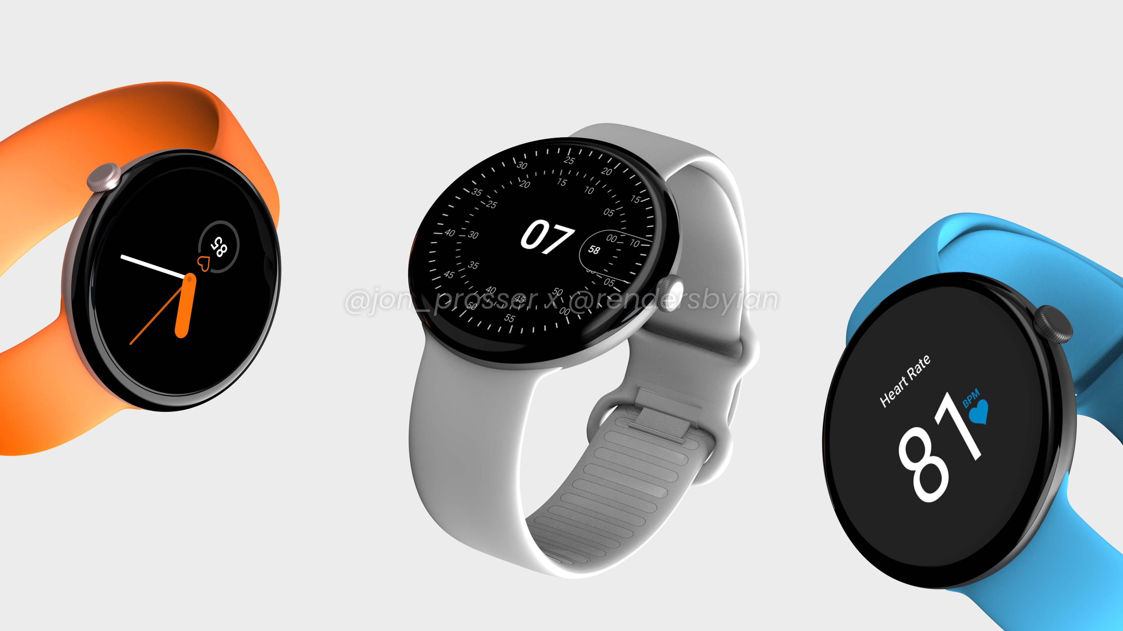 Google Pixel Watch smartwatch