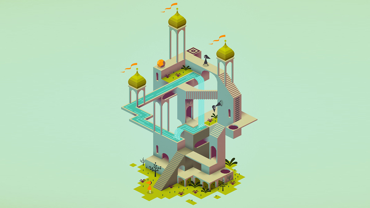 Monument Valley Apple Arcade