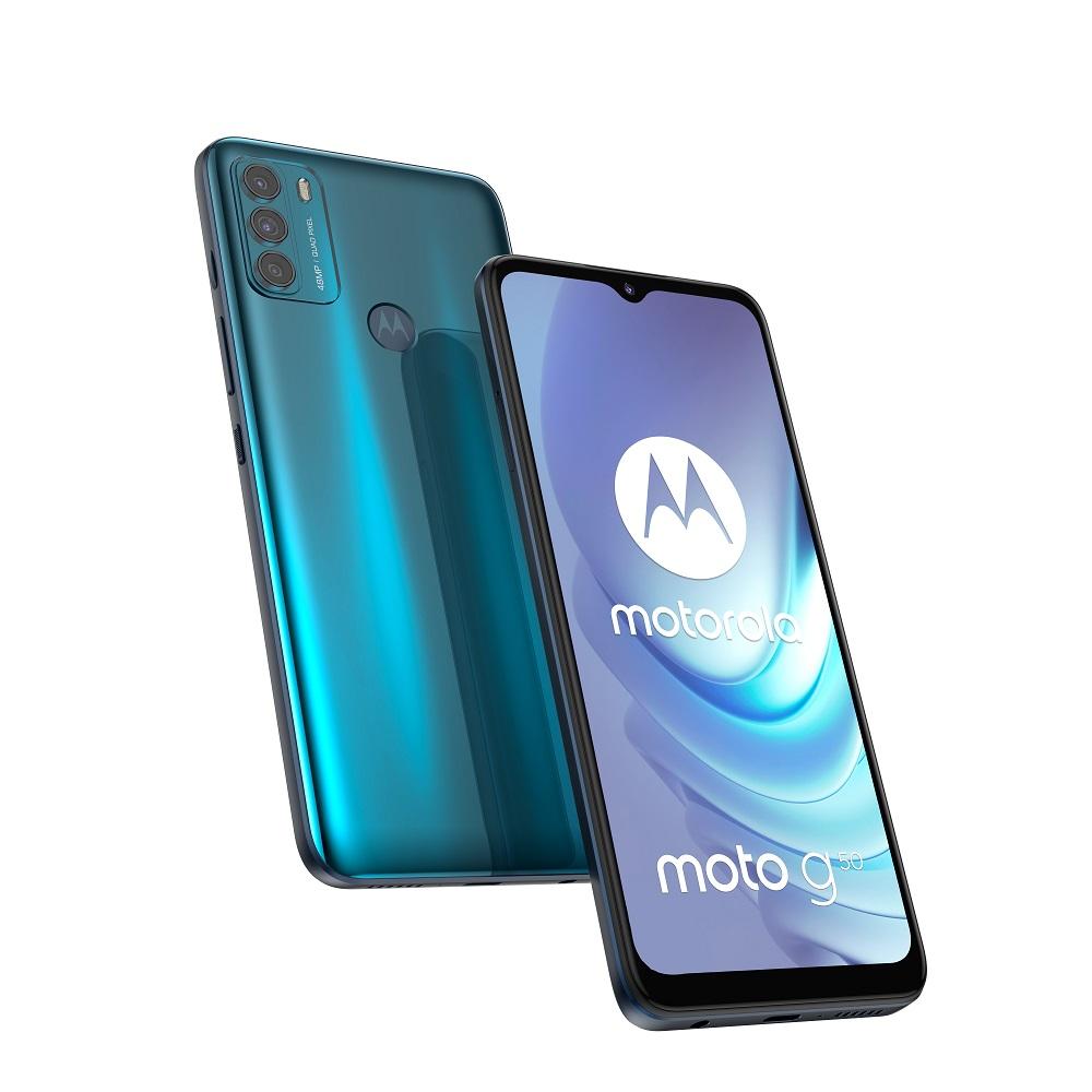 smartfon Motorola Moto G50 5G smartphone