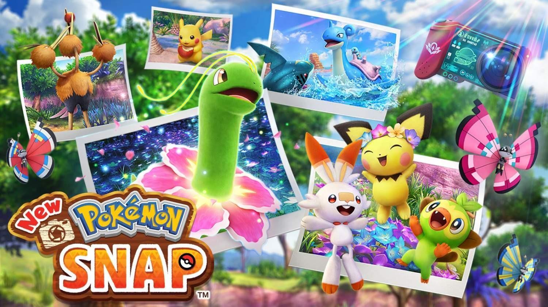 Pikachu nigdy nie był tak fotogeniczny. Mamy wideo z gry New Pokémon Snap!