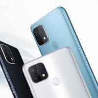 smartfon Oppo A35 smartphone
