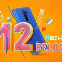 smartfon POCO M2 Reloaded smartphone
