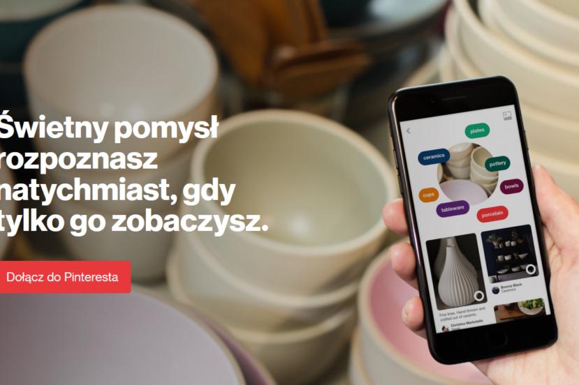 Reklama Pinterest - Strona Główna