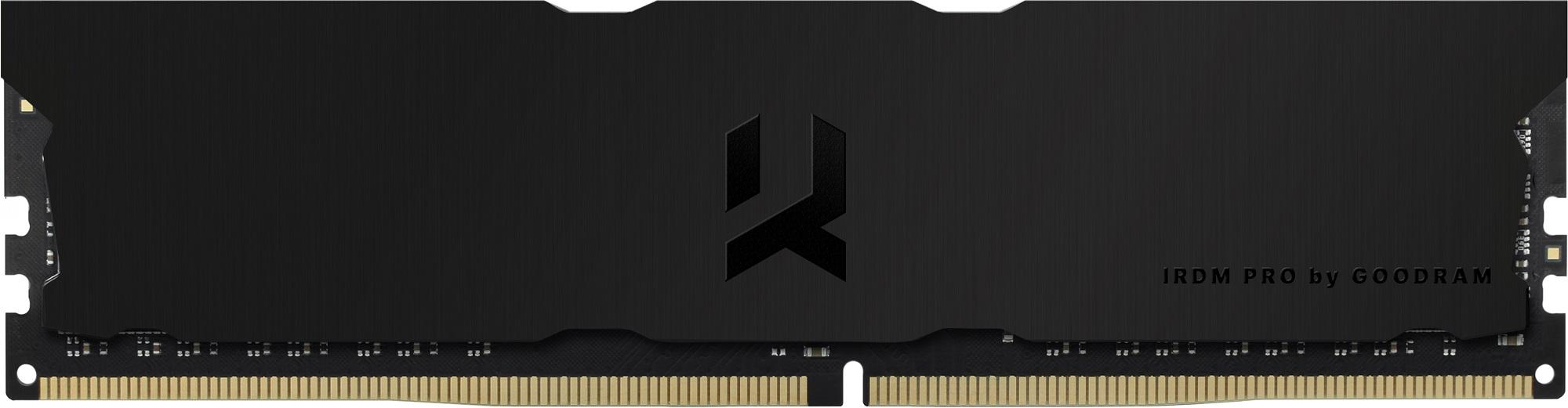 kości RAM IRDM PRO DDR4 Deep Black Goodram