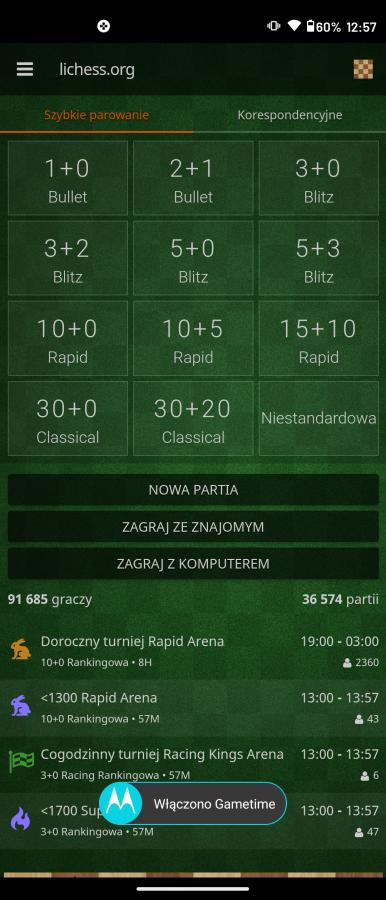 Recenzja Motorola Moto G100 - Gaming Moto - fot. Tabletowo.pl