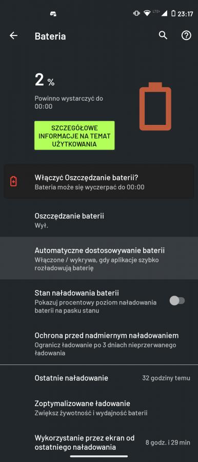 Recenzja Motorola Moto G100 - Wyniki SoT - fot. Tabletowo.pl