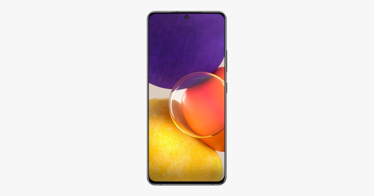 Samsung Galaxy A Quantum 2 (Galaxy A82 5G) Konsola Google Play front