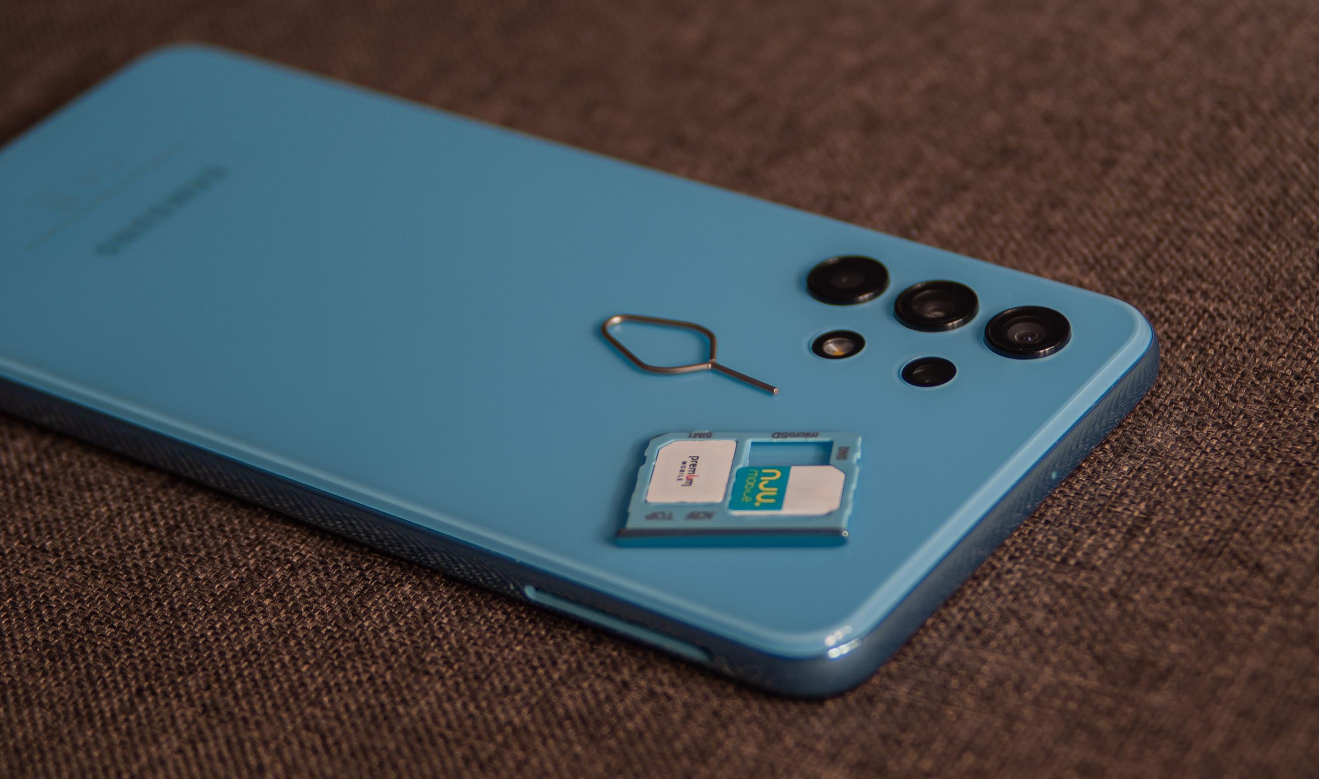 Samsung Galaxy A32 5G Recenzja