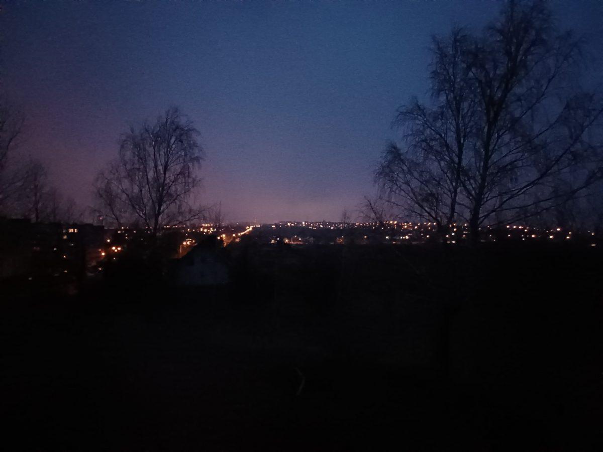 Samsung Galaxy A32 5G Zdjęcia Nocne