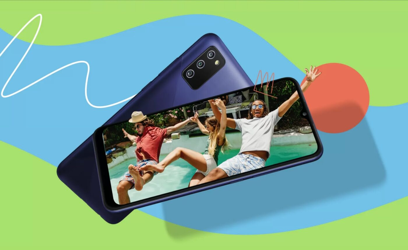 smartfon Samsung Galaxy F02s smartphone