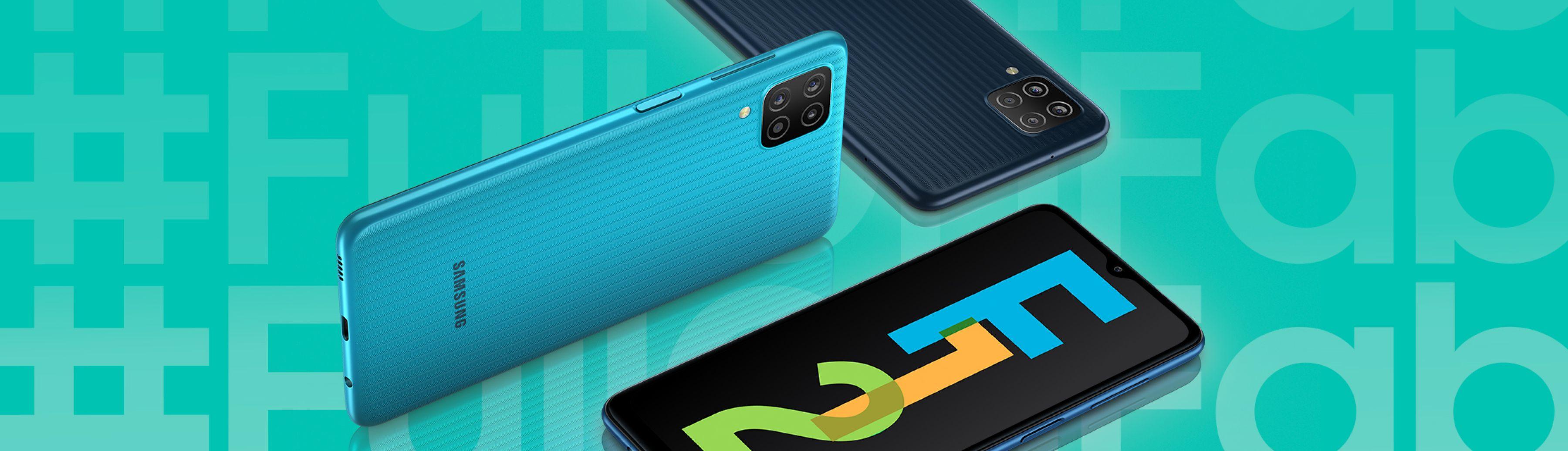smartfon Samsung Galaxy F12 smartphone