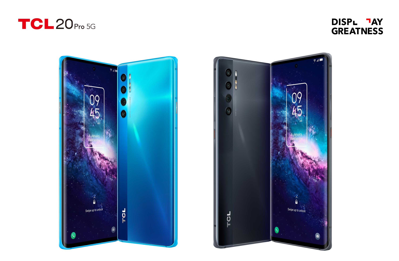 smartfon TCL 20 Pro 5G smartphone