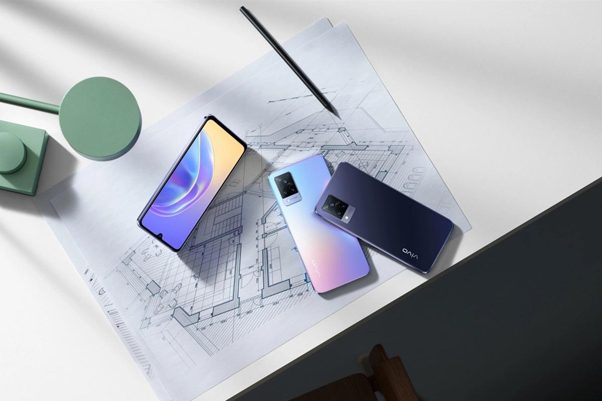 smartfon Vivo V21 5G smartphone