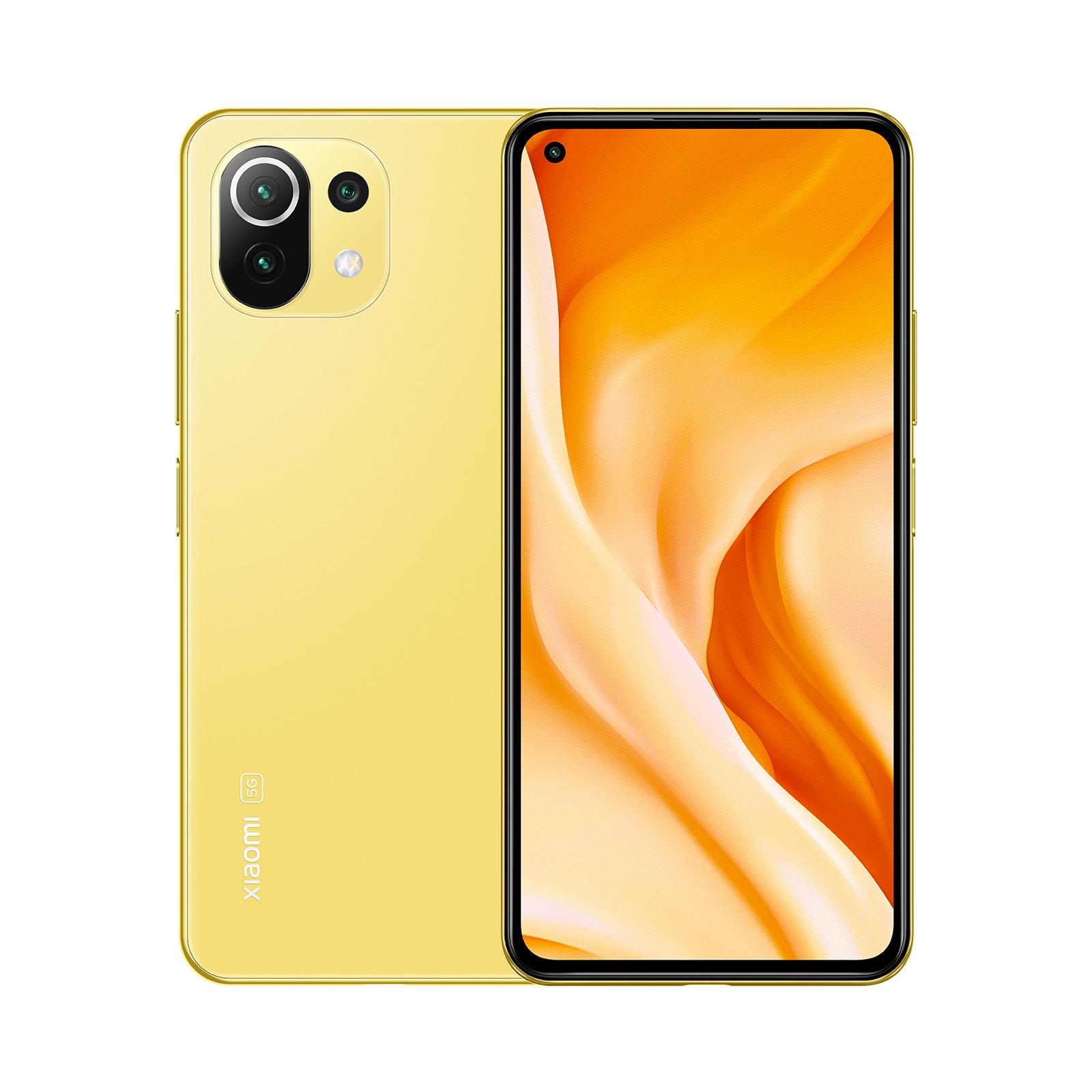 smartfon Xiaomi Mi 11 Lite 5G smartphone