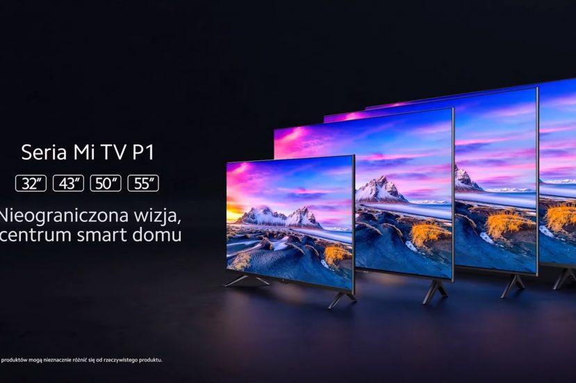 telewizor Xiaomi Mi TV P1 seria