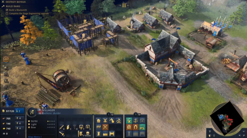 Age of Empires 4 zmierza na komputery PC
