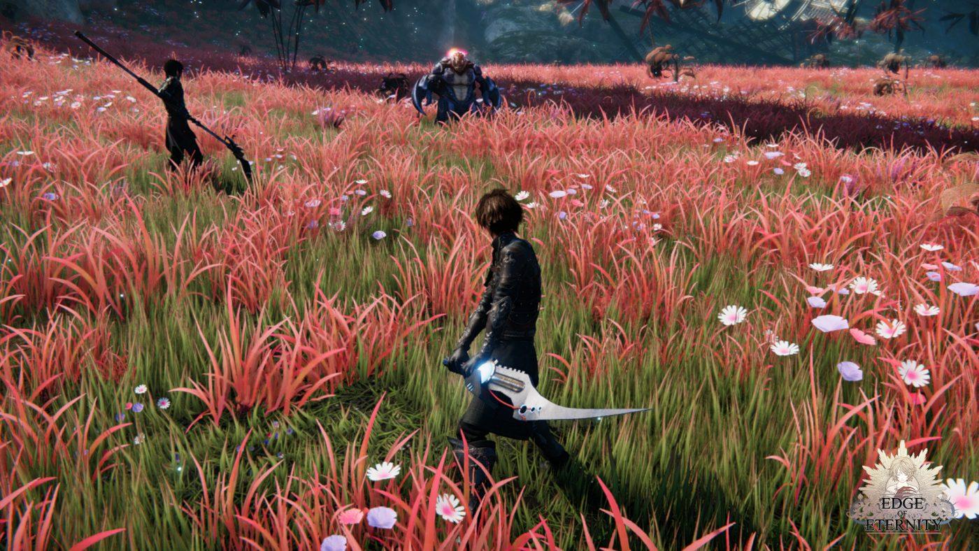 Jak na indycze jRPG na Xboxa One, Edge of Eternity wygląda kompetetywnie (źródło: ID@Xbox)