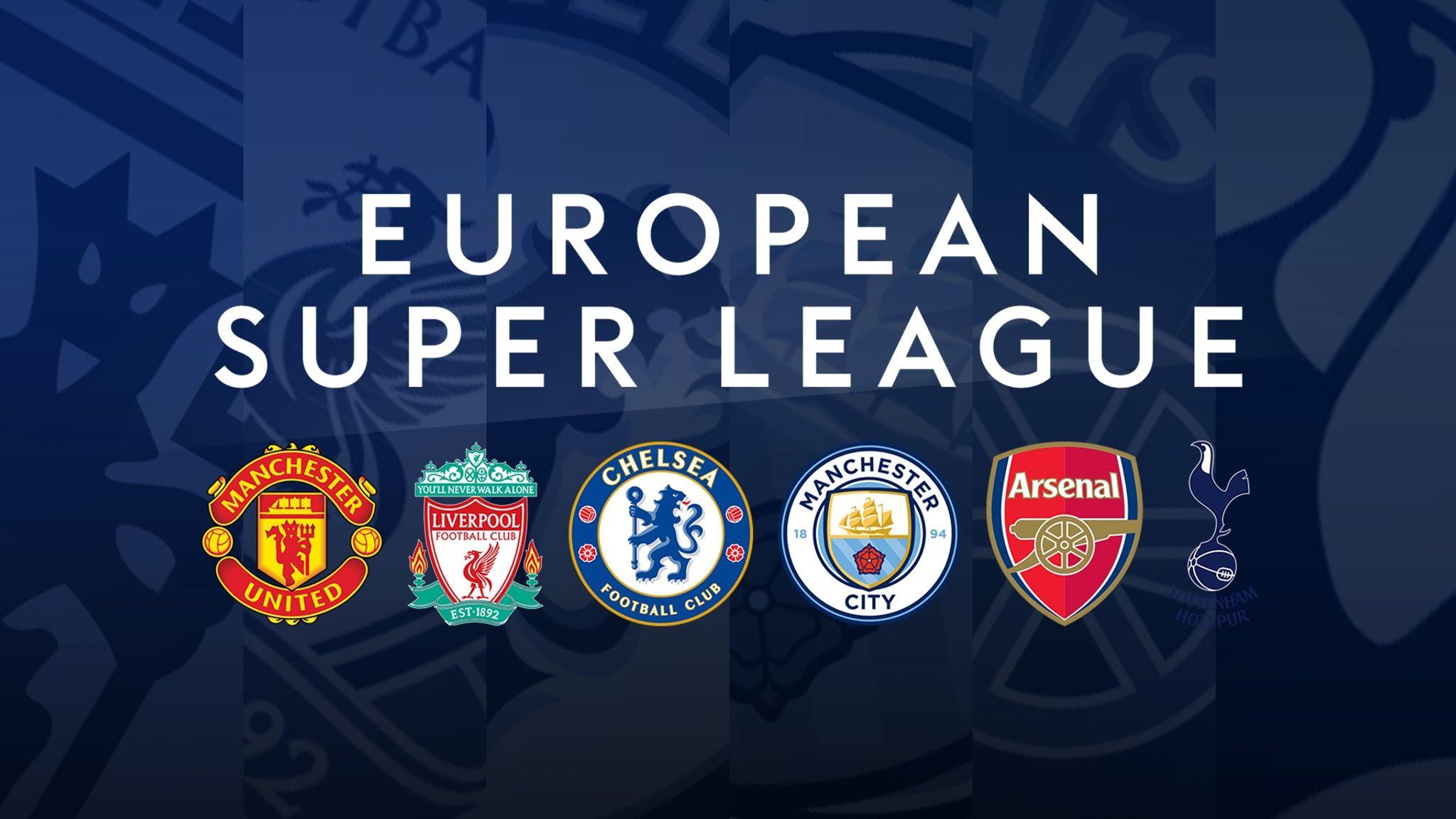 Powstanie Superligi wywołało wielkie zamieszanie w świecie piłki nożnej (źródło: Sky Sport)