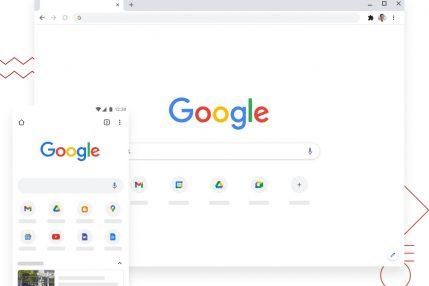 przeglądarka Google Chrome browser