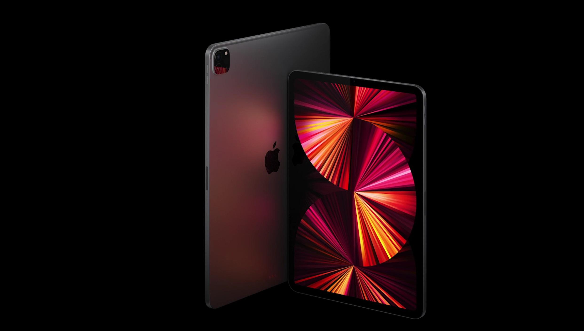 iPad Pro 2021 tablet