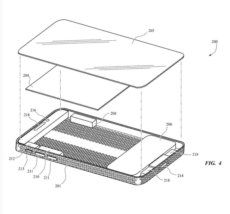 iPhone patent
