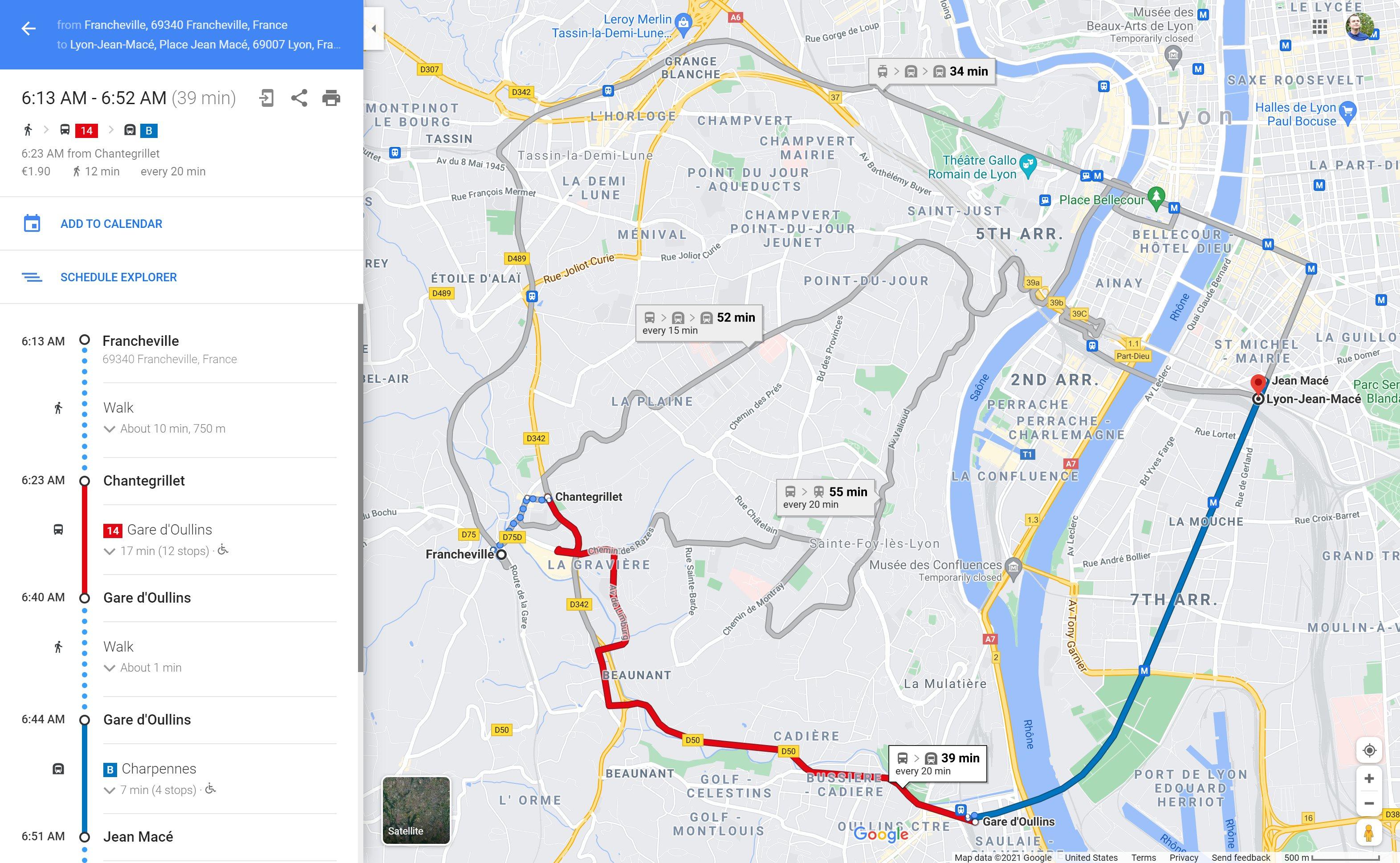 Mapy Google - Algorytm oszczędnej trasy