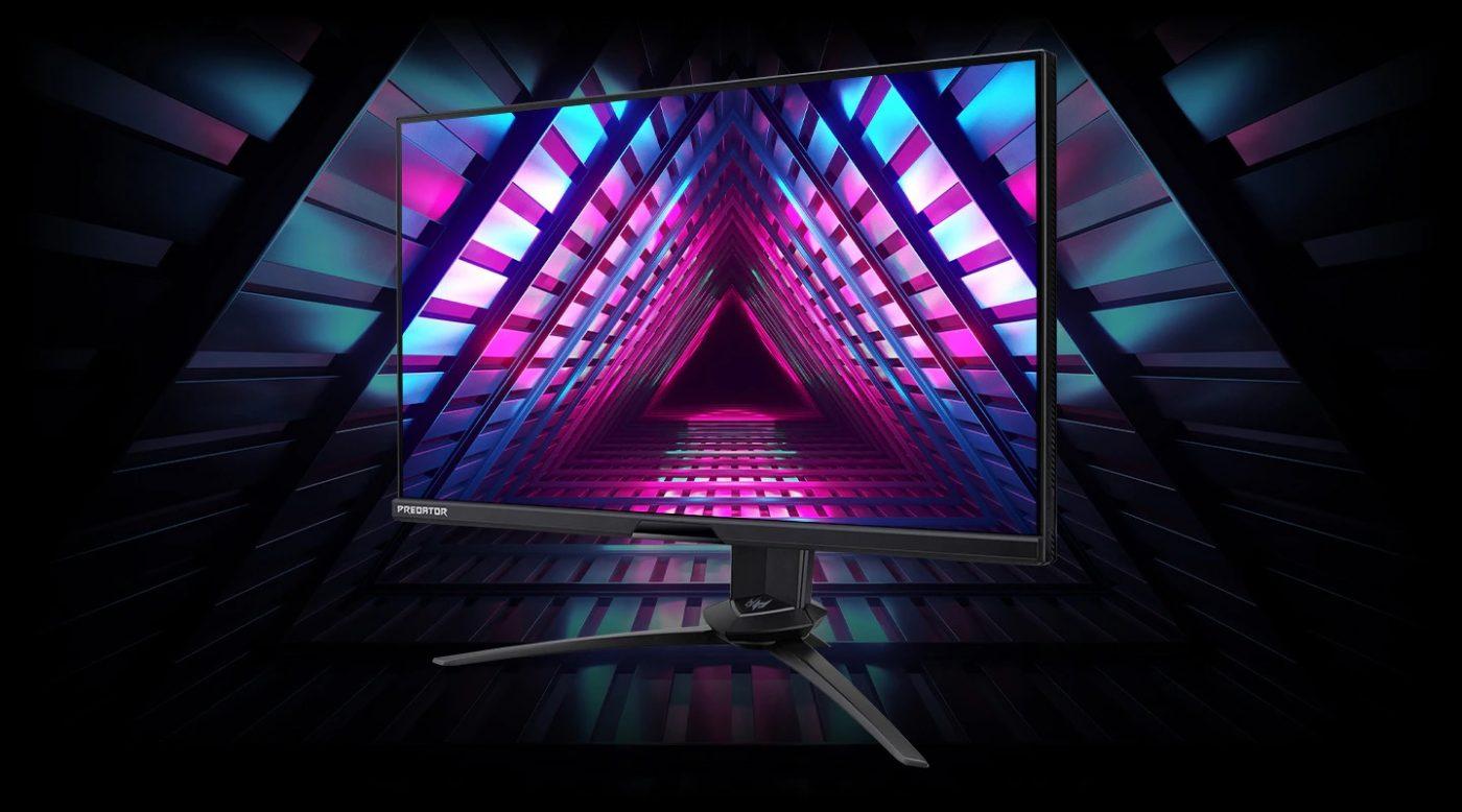 monitor dla graczy Acer Predator X25