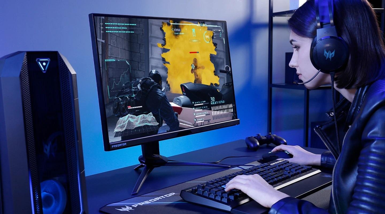Acer Predator X25 to wymarzony monitor dla wymagających graczy
