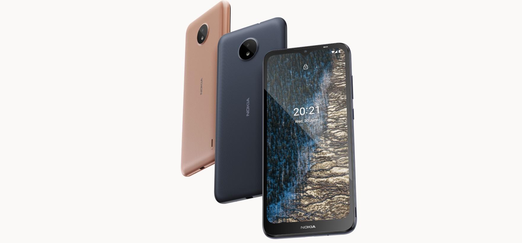 smartfon Nokia C20 smartphone