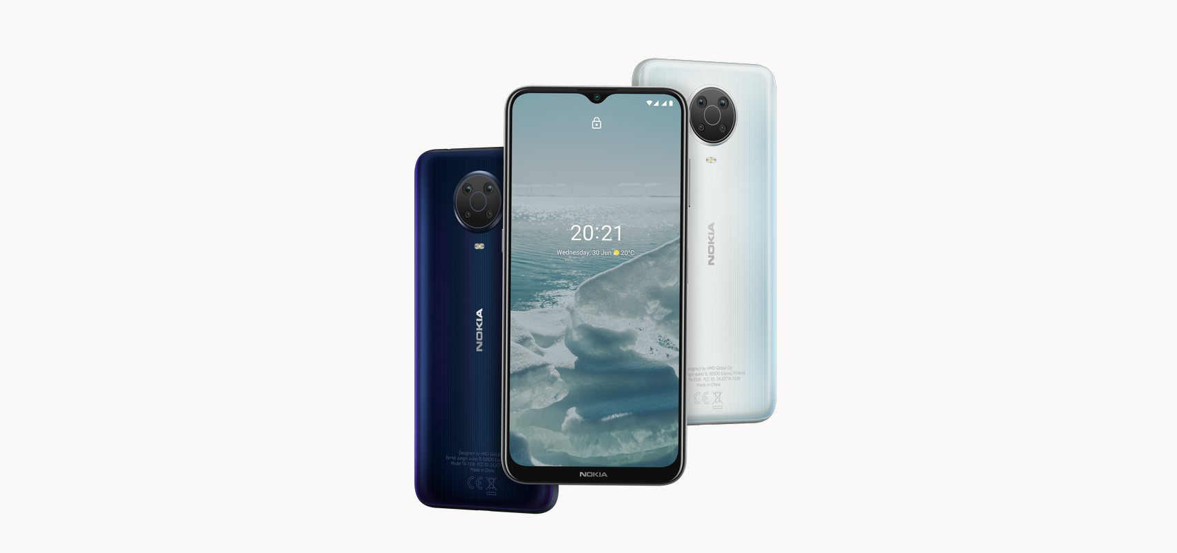 smartfon Nokia G20 smartphone