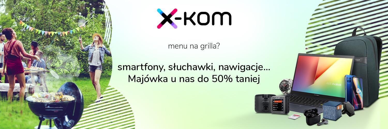 promocja x-kom majówka 2021