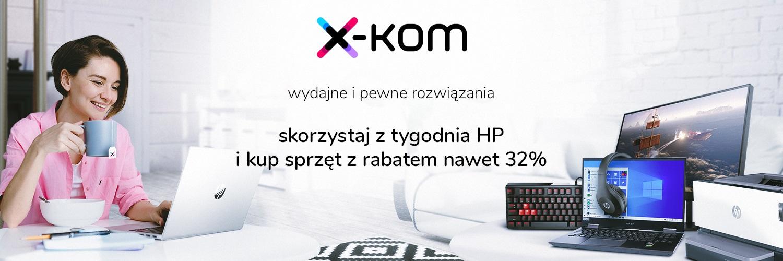 promocja x-kom tydzień HP