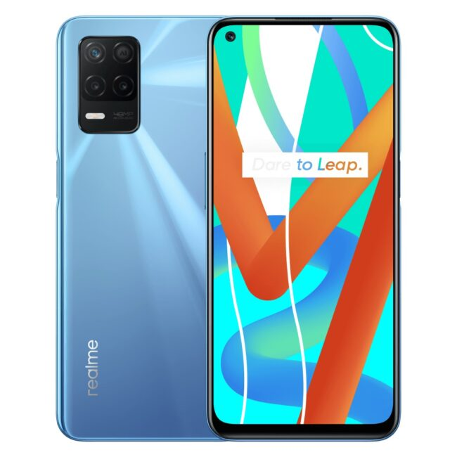 smartfon realme V13 5G a.k.a realme 8 5G smartphone