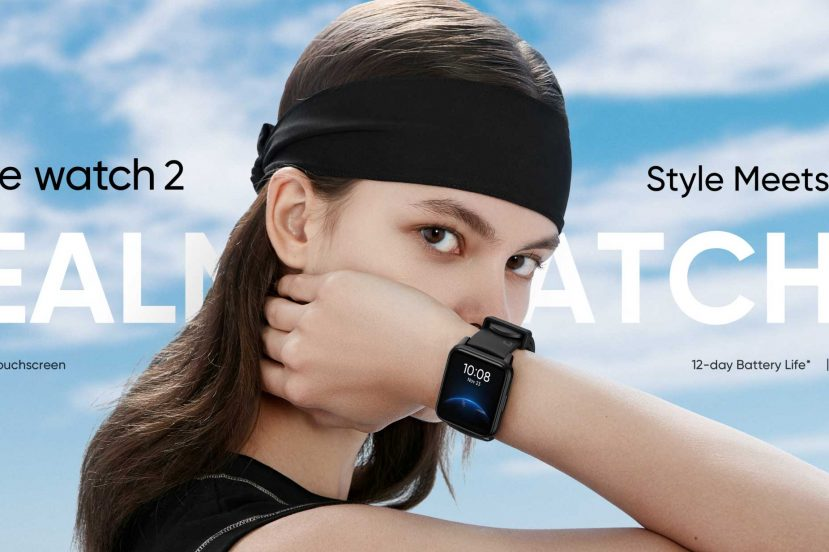 realme Watch 2 smartwatch