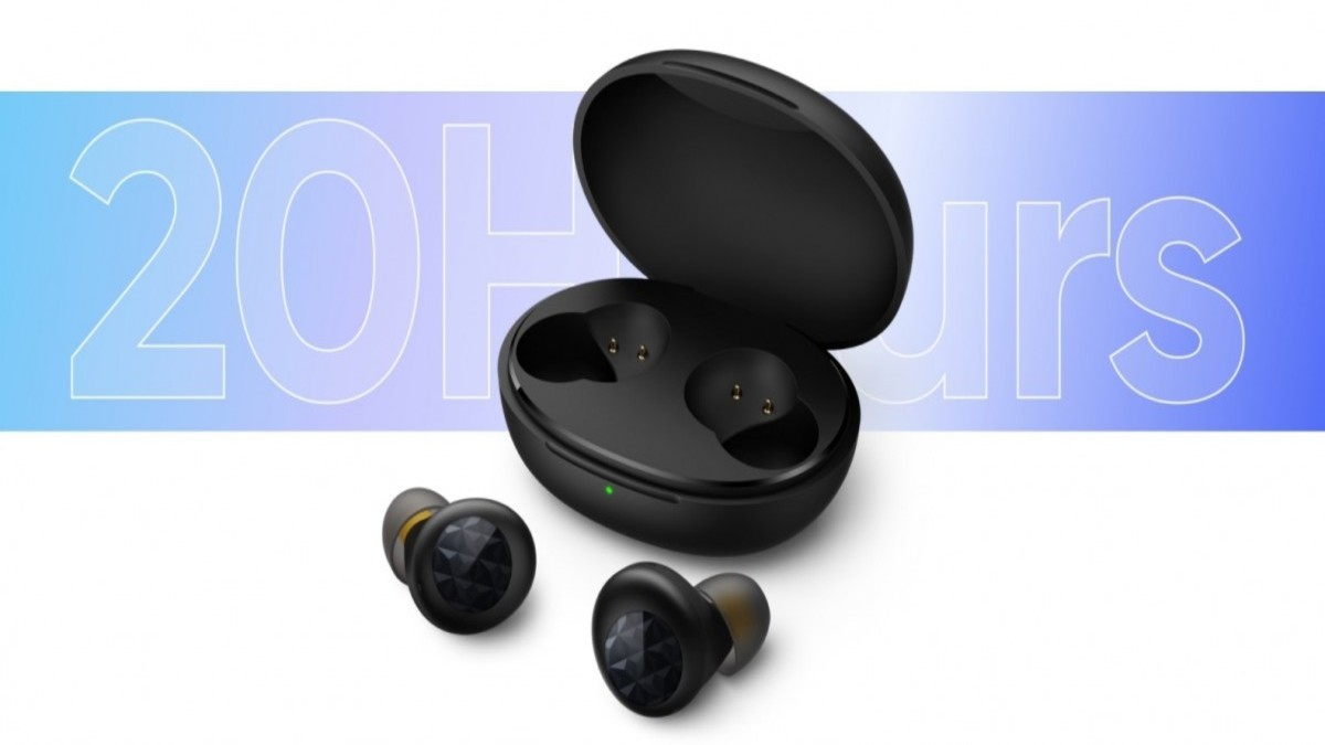 słuchawki bezprzewodowe realme Buds Q2 wireless headphones